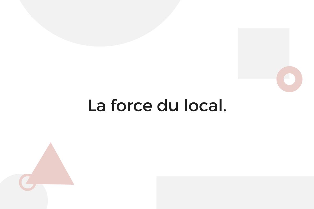 La croissance locale, une affaire digitale!