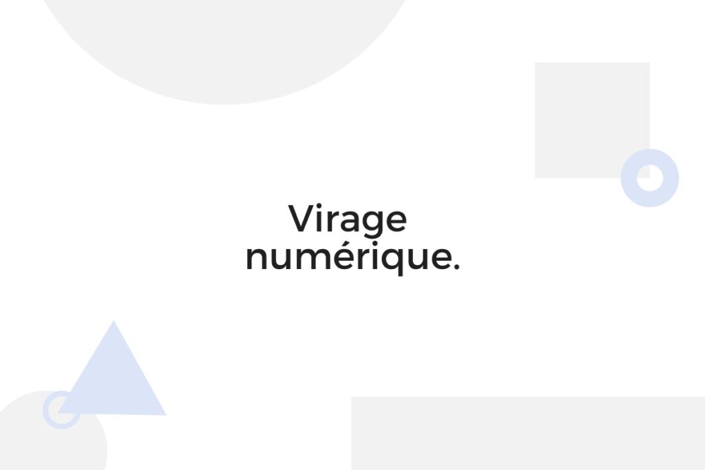 Virage numerique