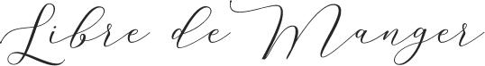 Logo libre de manger